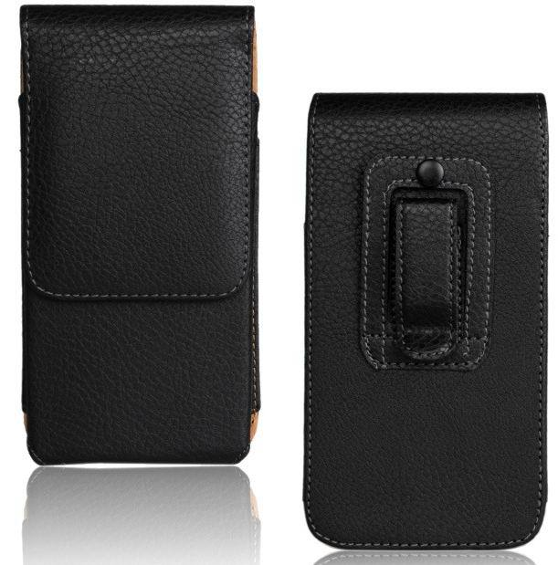 detailed look 6027b 2979c For iPhone 6S Plus Belt Case Vertical Clip Holster Pouch Waist Bags Flip  Leather Case For iPhone 6S Plus 6 Plus Carrying Sleeve-in Phone Pouch from  ...