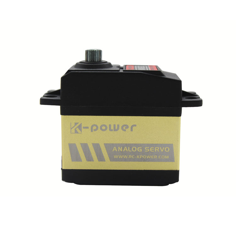 K power MM1300 13KG High Torque Metal Gear waterproof  Servo for RC Car/RC Hobby/RC robot/airplane/boat/Retract landing-in Parts & Accessories from Toys & Hobbies
