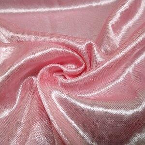 Image 5 - YTL tunique rétro en dentelle florale rose unie chemisier manches longues col en V Crochet, grande taille t shirt pour femmes 6XL 7XL 8XL H026