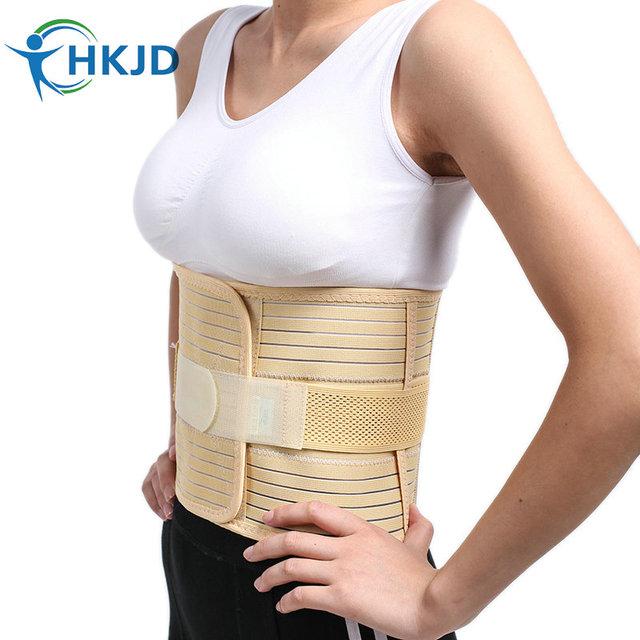 Amplia A Terapia Magnética Cinto de Suporte da cintura Cinta de Volta Cinta de Apoio Lombar Malha Respirável Aços Cintos de Placa de Proteção Do Esporte