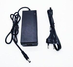 Image 5 - 36 v 2a carregador 10 séries de carregador de bateria de lítio 42 v veículo elétrico carregador de bateria de lítio