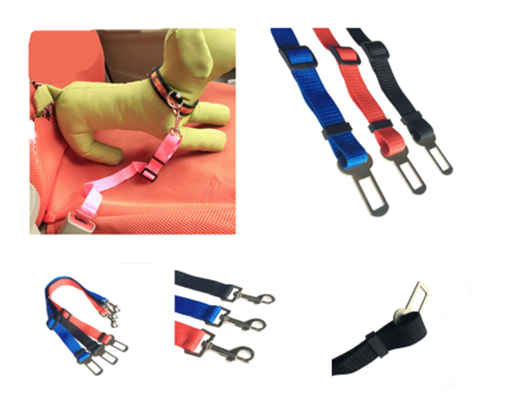Auto Hond Seat Harnas Draad Klem Staaf Pull Product Voor