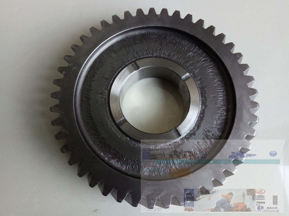 TG1204.41C.117 , the low-speed driving gear for Foton TG1204 1254 series tractor tg1204 487f 1 the combined instrument for foton tg series tractor