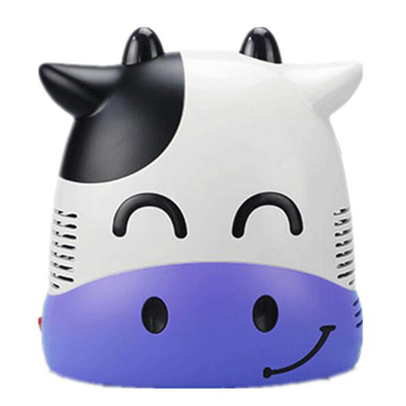 Household Nebulizer Portable Calf Cute Child Inhaler  4