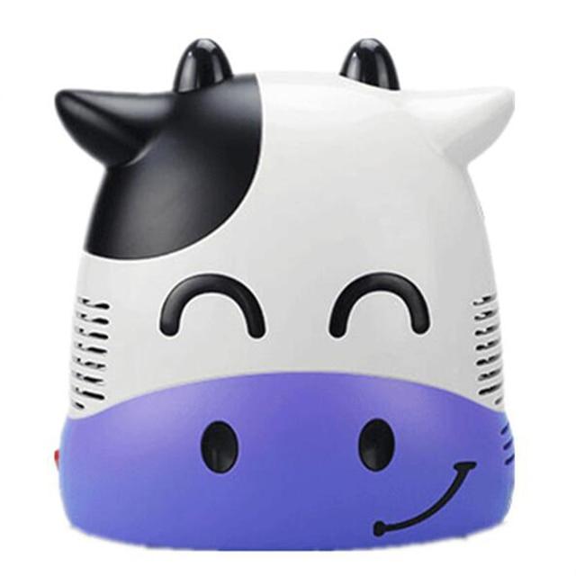 Household Nebulizer Portable Calf Cute Child Inhaler  4