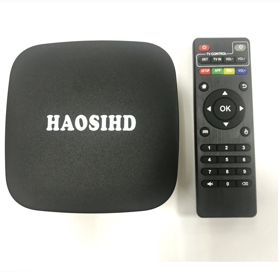HAOSIHD android arabic iptv box FireTV A1 free 2100 sport live tv,iptv arabic box tv free Italy Netherlands Sweden media player movie iptv