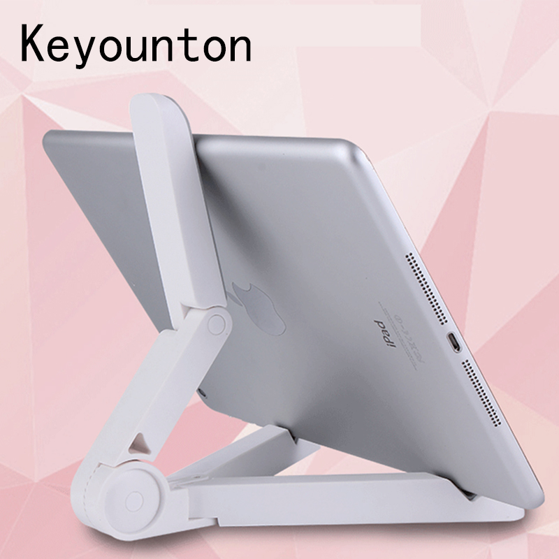 Universal Tablet Stand Bracket Holder Lazy Pad Support for iPad 2/3/4 Mini iPad Air 1/2 Samsung Xiaomi Phone Device Desk Holder