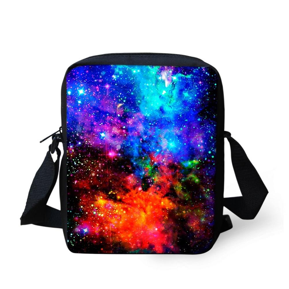 2016 Fashion Galaxy Star Printing School Bags For Child Girls Mini Cartoon Bookbag Bag Children Mochila Infantil Kids Schoolbag