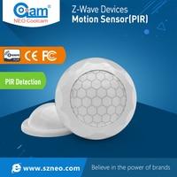 NEO COOLCAM New Z Wave PIR Motion Sensor Detector Home Automation Alarm System Motion Alarm