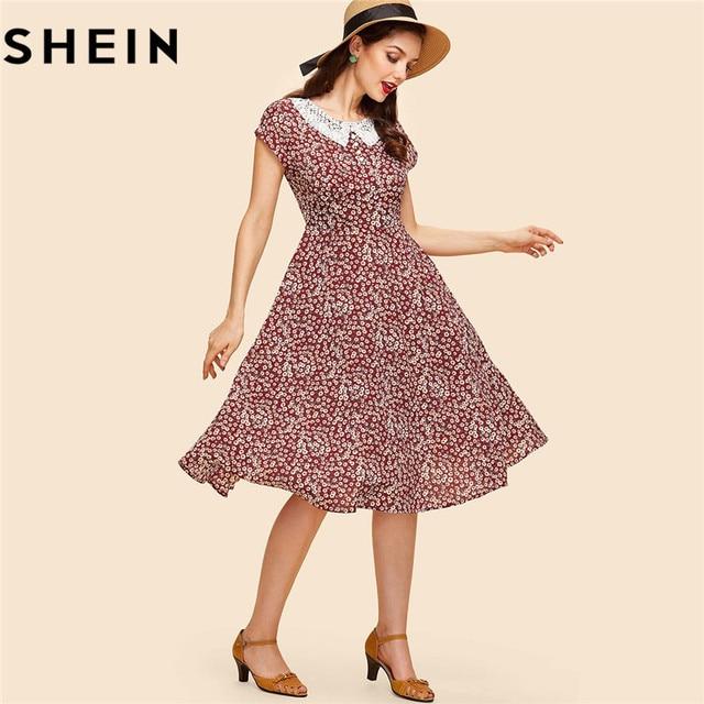 Knee Length Vintage Dresses
