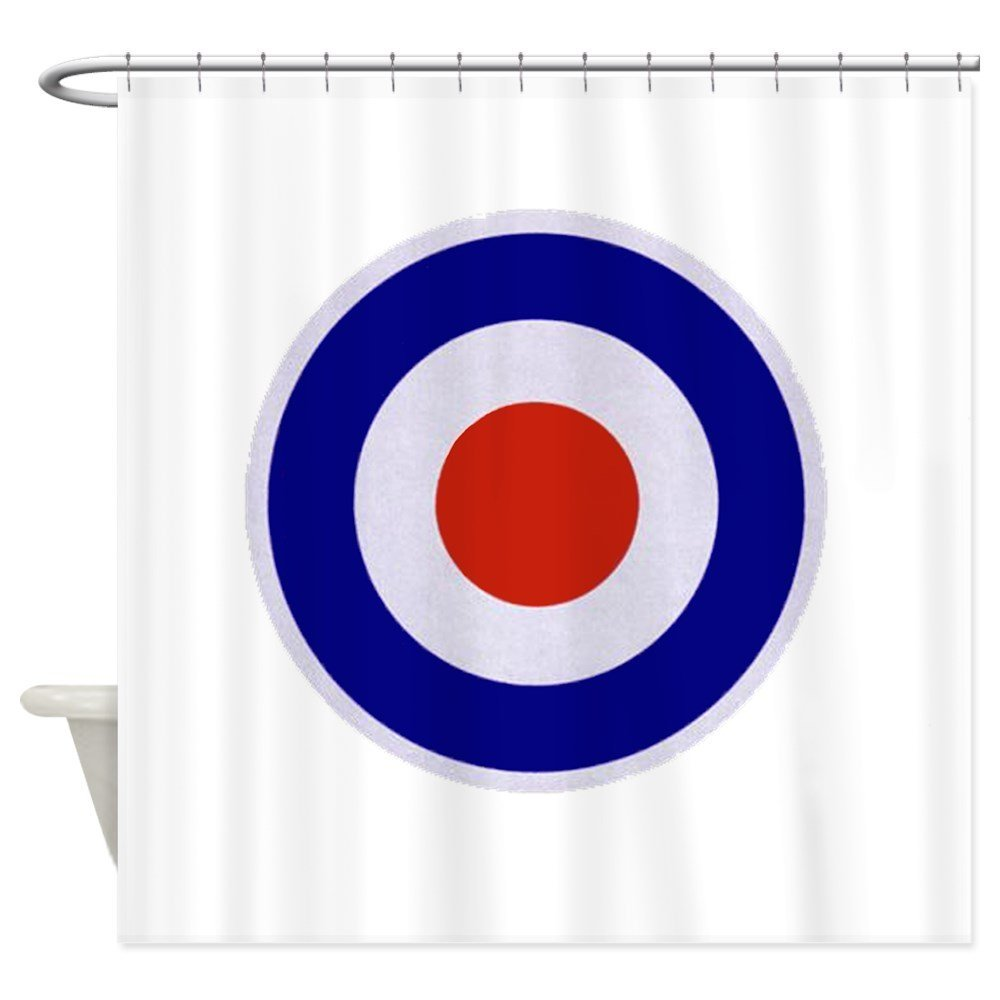 Mod target decorative fabric shower curtain set non slip - Target bathroom shower curtain sets ...