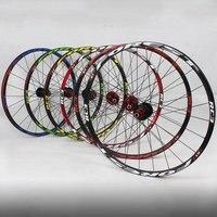 RT RC3 120sound Ultra light 5bearing 26inch mountain bike wheels bicycle disc brake wheelset