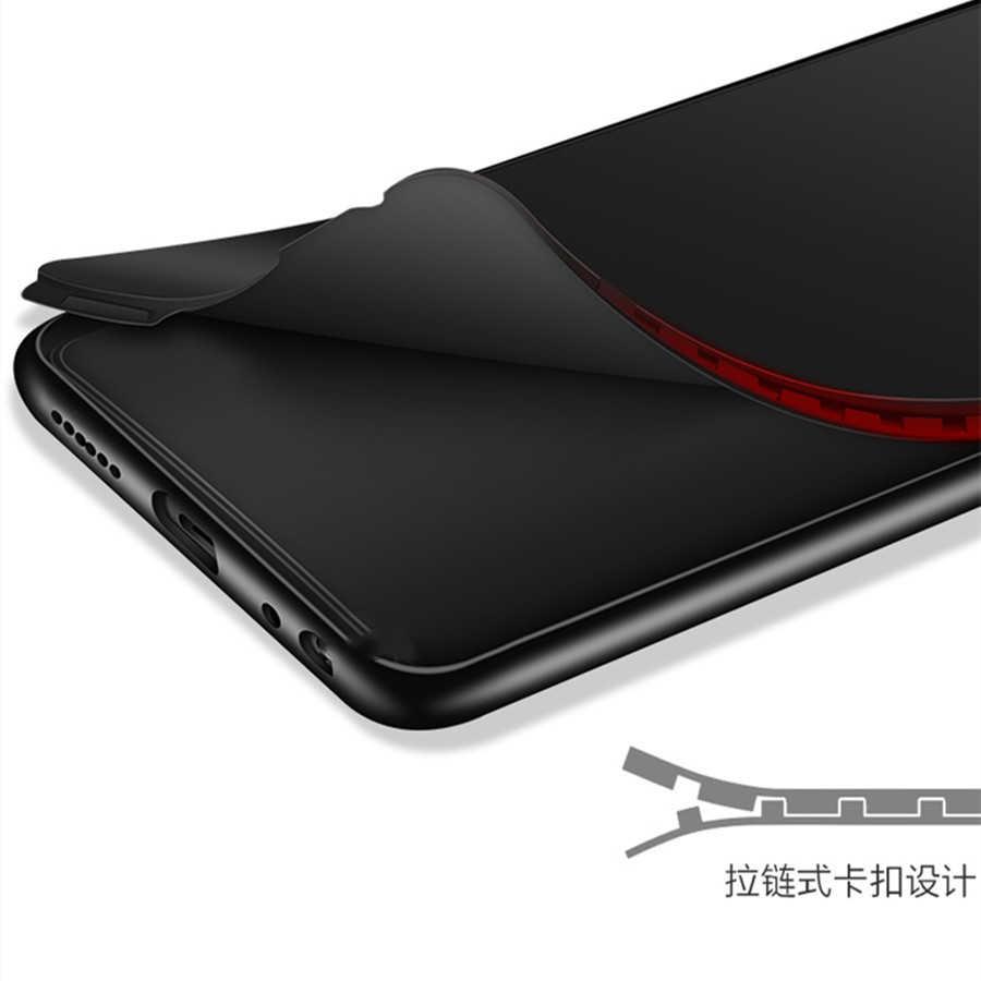 360 Tam TPU Yumuşak Mat Kılıf Için Huawei P20 P10 Lite Nova 3 4 3i Mate 20 Pro Onur 7A 7C 10 9 7X Y3 Y5 Y6 Başbakan Y7 Y9 2018 Kapak