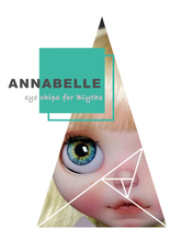 Free shipping 2Pairs Blyth doll eyeballs 14mm colorful eyes hand made cartoon eyeballs doll accessories Blyth
