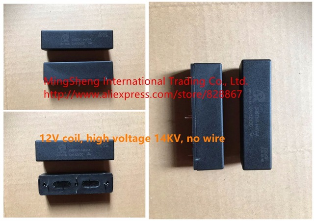Original new 100% dry reed relay 12V 24V often open 14KV and 20KV high voltage tester high voltage relay laser ranging