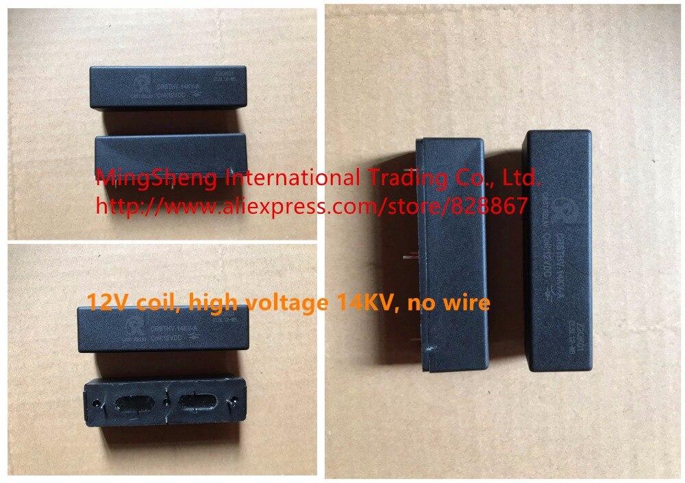 Original nouveau 100% sec reed relais 12 V 24 V souvent ouvert 14KV et 20KV haute tension testeur haute tension relais laser allant