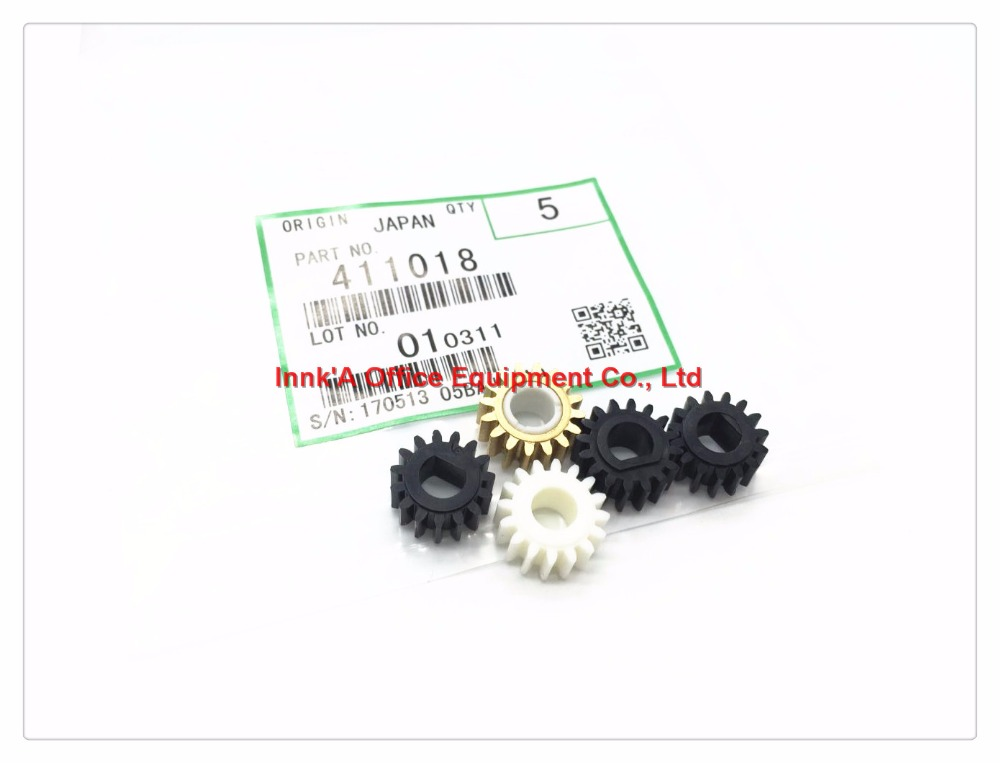 5Sets Original AB41 1018(AB411018) Developer Gear Kit for