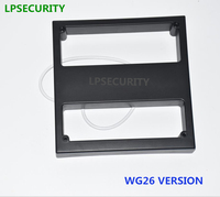 Lpsecurity wg26 longo alcance 125 khz rfid em proximidade id cartão leitor de controle acesso sistema estacionamento