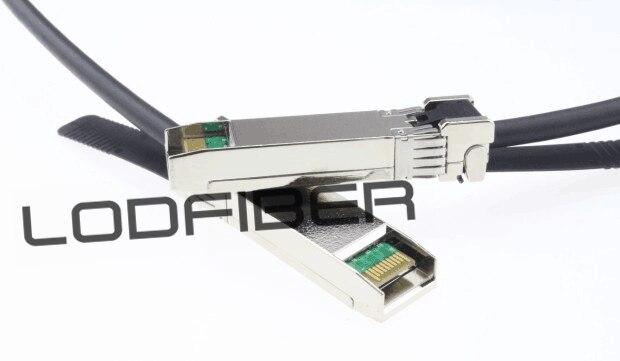 3m (10ft) Juniper Networks JNP-25G-DAC-3M Compatible 25G SFP28 Passive Direct Attach Copper Twinax Cable 26AWG3m (10ft) Juniper Networks JNP-25G-DAC-3M Compatible 25G SFP28 Passive Direct Attach Copper Twinax Cable 26AWG
