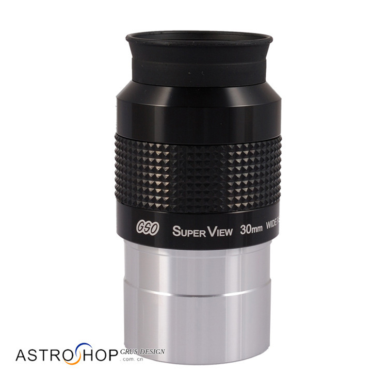 """GSO 2"""" Superview 30mm Wide Field 68-degree eyepiece"""