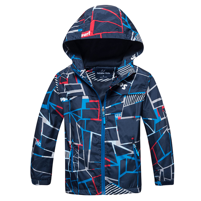New 2019 Spring Autumn Children Outerwear Jackets Sport Fashion Kids Coats Double-deck Waterproof Windproof Boys Girls Jackets