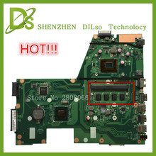 SHUOHU For ASUS X551CA Laptop motherboard X551CA mainboard REV2.2 1007u 100% tested new motherboard freeshipping