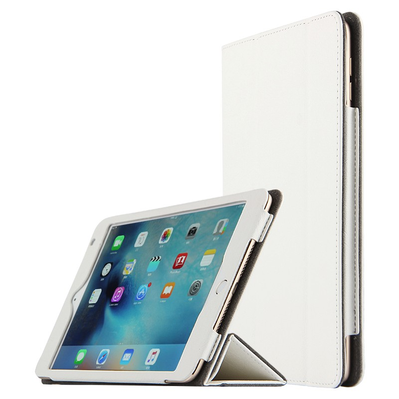"""Case For Apple iPad Air 2 Cases Stand Smart cover Faux Protector Leather  For Apple iPad6 Tablet case 9.7 inch Protective Covers чехол 9 7"""" apple ipad air air 2 smart cover mf058zm a полиуретан красный"""