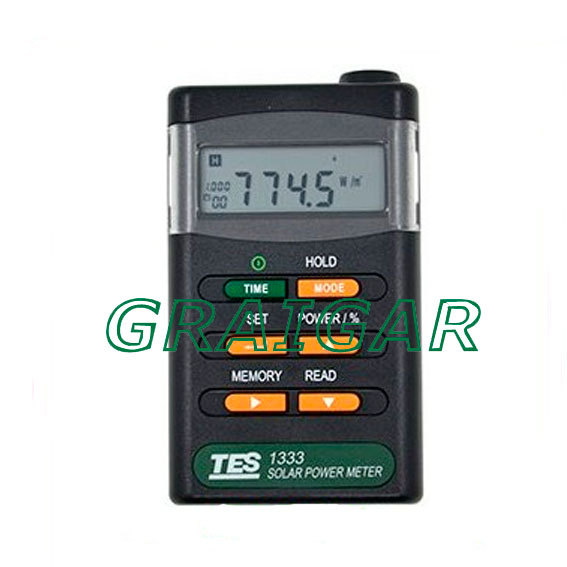 Freeshipping B35A TES-1333 Solar Power Meter tes ro 18 14 ts 323 35
