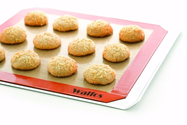Large Size 42*29.6 cm Baking Mat Non-Stick Silicone Baking Pad For Cake Cookie Macaron Non-Stick Baking Liner
