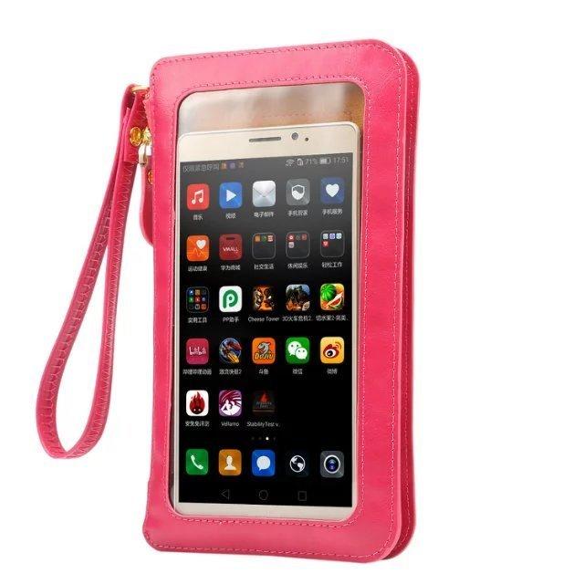 Fashion Full touch Wallet Cover Girls Women s Handbag Phone Cases For lg g5  k10 g4 g3 g2 x power k8 g3s leon spirit v10 Pouch ffbc7bfcec