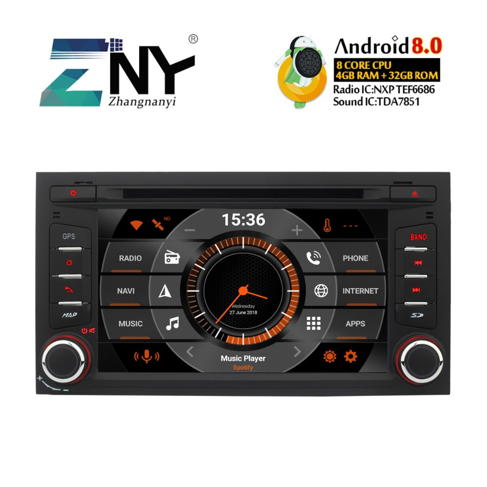"7"" IPS Display Android 9.0 Car DVD For Seat Leon MK3 2014 2015 2016 Auto Stereo Radio FM Audio Video GPS Navigation Rear Camera"