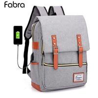 New Men & Women Backpacks USB Charging Laptop Backpack for Teenagers Large Capacity Student School Bag Unisex Rucksack Mochila