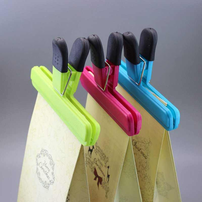 Bag Clips Food Clips Heavy Duty Air Tight Seal Grip for Food preservation moisture-proof plastic bags