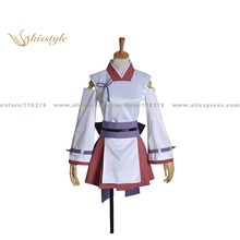 Kisstyle Fashion VOCALOID Kagamine RIN Project DIVA extend Uniform COS Clothing Cosplay Costume,Customized Accepted