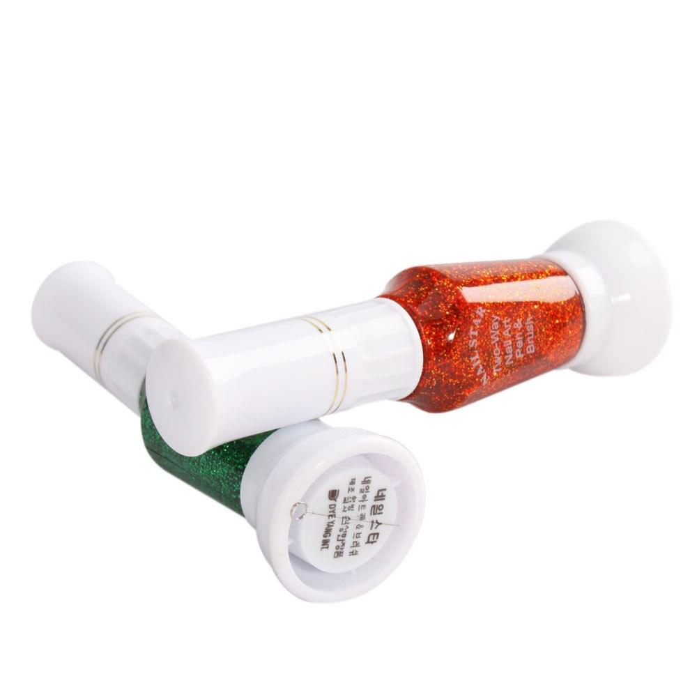 6pcs Lot 16 Color Nail Art Pens St Polish Painting Nails Diy Decoration Manicure
