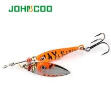 Fishing Lure 12g 15g 20g 4pcs/Lot Spinner Baits Isca Artificial Pesca Fishing Lures Carp Fishing Wobbler Peche Metal Spoon