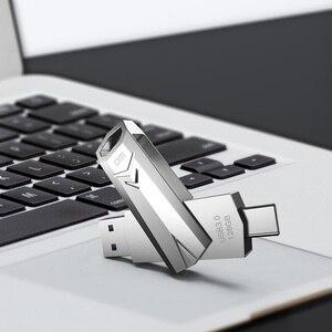 Image 5 - MINI clé USB Usb USB 3.0, modèle Usb C, 32 go/64 go/128 go, mémoire pour SmartPhone et android