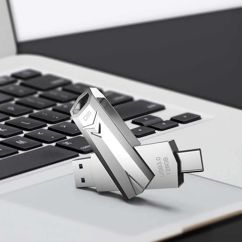 Флэш-накопитель USB Type-C, Usb 128, PD098, 32 ГБ, 64 ГБ, ГБ для смартфонов на Android, мини USB-флешка