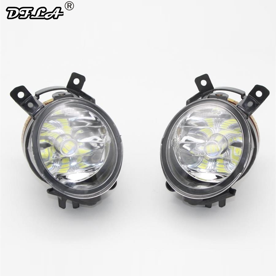 2pcs LED Fog Lamp Fog light For Skoda Octavia A6 RS 2009 2010 2011 2012 2013 Fabia RS Roomster Scount 2011 2012 2013 2014 2015 the skies of pern page 9