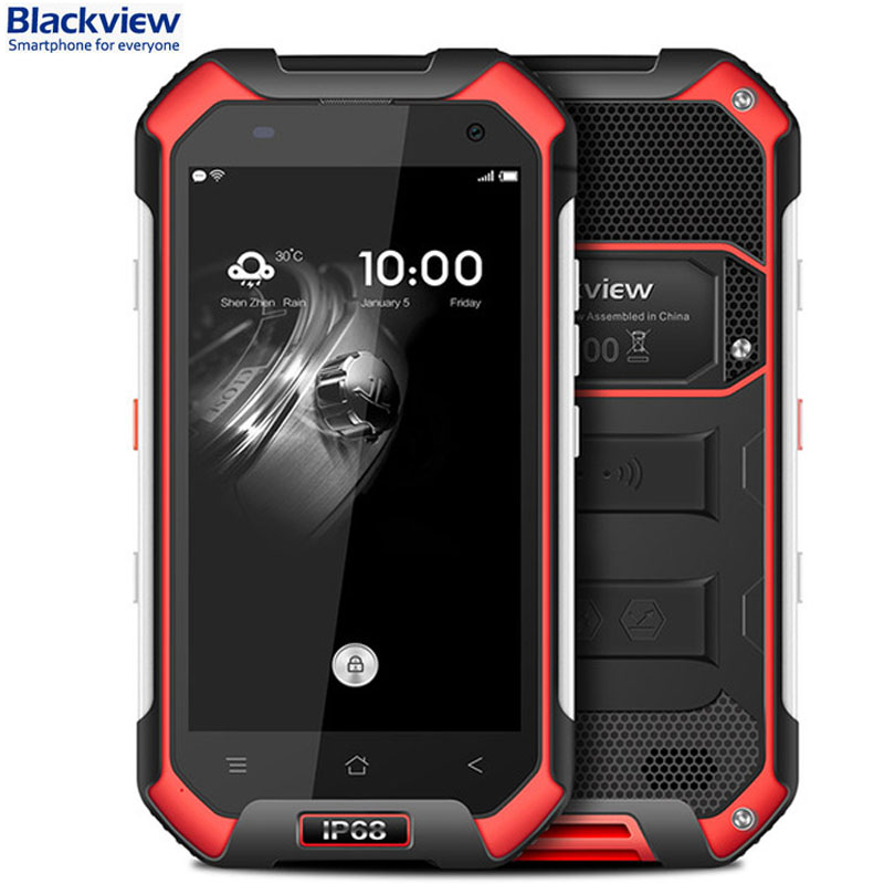Blackview BV6000 Android 6 0 32GB 3GB IP68 Waterproof 4 7 MT6755 Octa core 2 0GHz