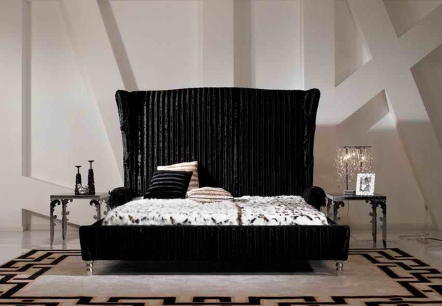 Designer moderne stoff bett/weichen bett/doppelbett king size ...