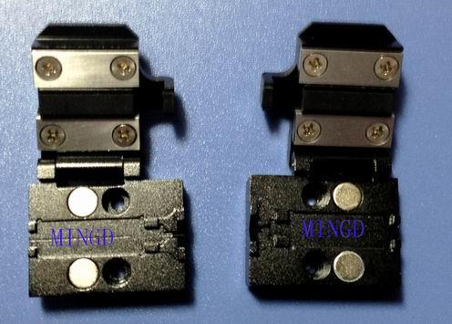 Uchwyt światłowodu CETC41 FUSION SPLICER AV6471 AV6496 AV6496AG DO - Sprzęt komunikacyjny - Zdjęcie 2