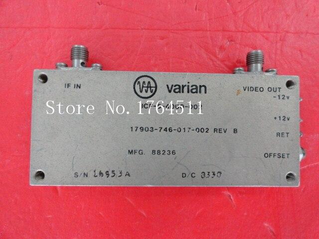 [BELLA] The Supply Of VARIAN ICF-5-4060-002 + 12V SMA Amplifier