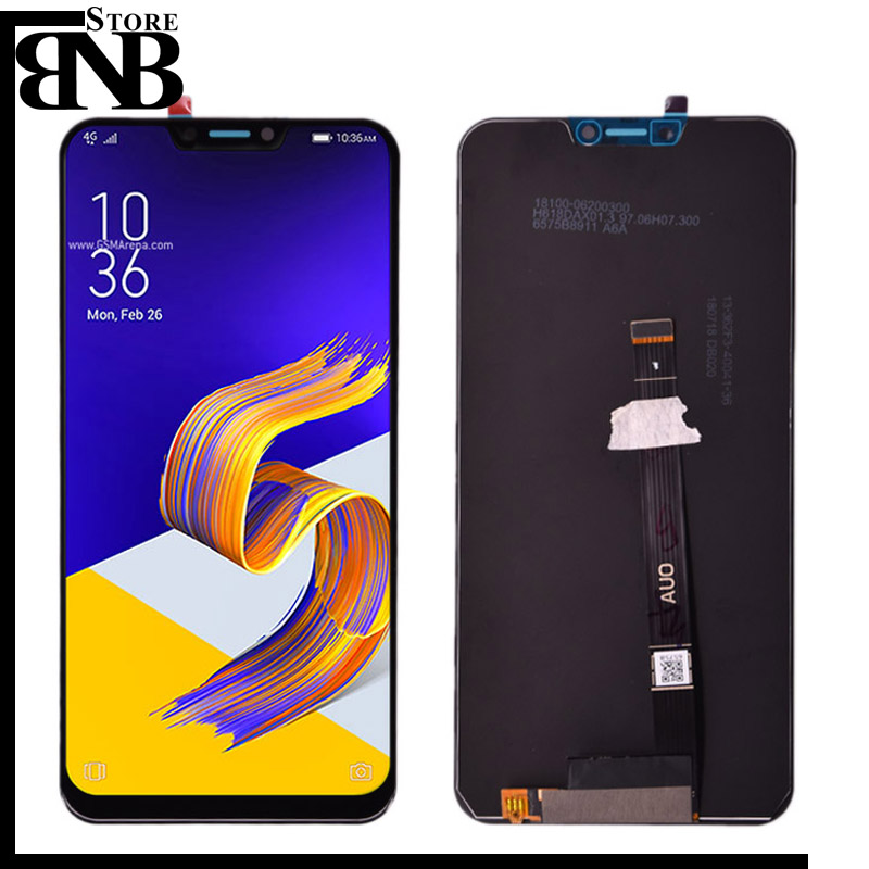 6.2  For Asus ZE620KL LCD Display and Touch Screen Digitizer Assembly For Zenfone 5 2018 Gamme ZE620KL LCD Touch Screen6.2  For Asus ZE620KL LCD Display and Touch Screen Digitizer Assembly For Zenfone 5 2018 Gamme ZE620KL LCD Touch Screen