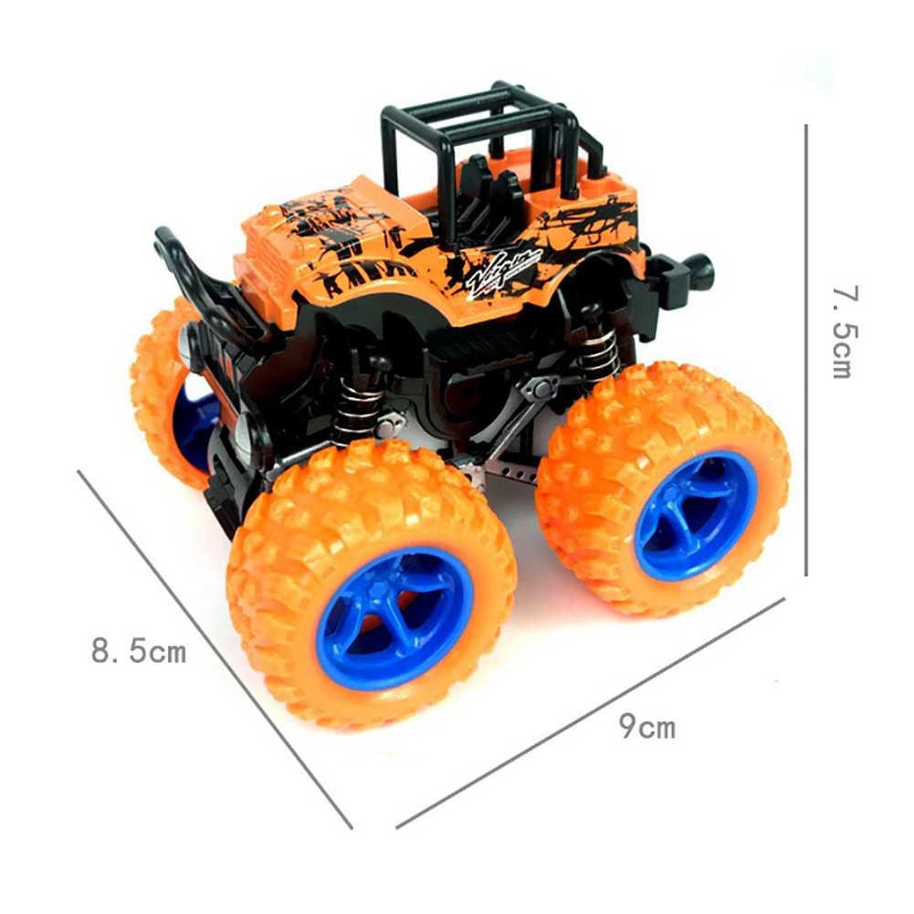 Anak Simulasi Mobil Mainan Inersia Empat Roda Drive Off-Road Mobil Mainan Mobil Model Mobil Mainan Anak-anak Mobil Yang escala