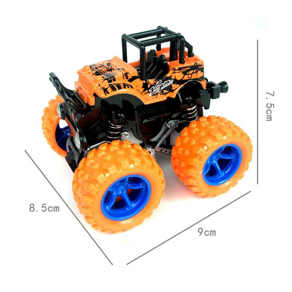 Children Simulation toy car Inertia Four Wheel Drive Off-Road Car Toy Vehicle Model Cars kids toys autos a escala