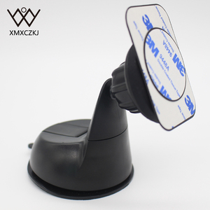 Auto Magnet Universal Mobile Phone Car Suction Cup Mount Holder For iPhone 3G iPhone 4/4s iPhone 5 Smartphone Desk Stand Holder