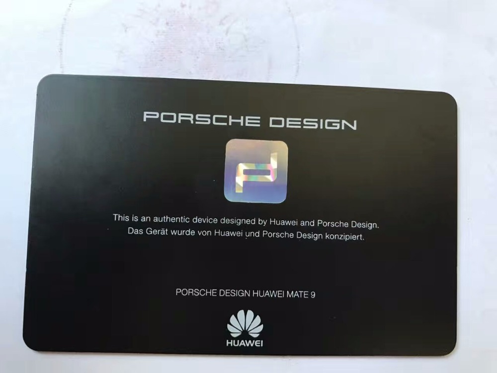Super slanke Metalen 3M lijm label elektrovorming logo aangepaste hollow out een ontwerp metalen sticker voor visitekaartje - 4