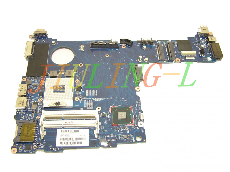 Joutndln For Hp Elitebook 2560p Laptop Motherboard 651358-001 Qm67 Gma Hd3000 Ddr3 Laptop Motherboard