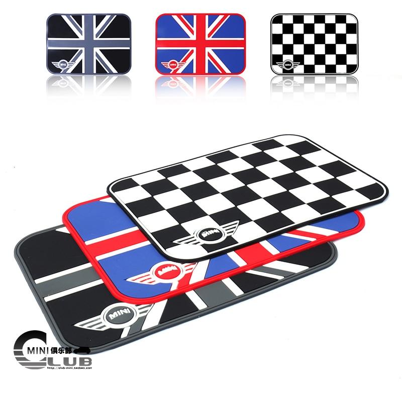 Pour MINI Cooper Non/Anti Slip Dash Mat pour Téléphone PDA mp3 mp4, l